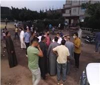 فض فرح بقرية عرب الرواشدة في طوخ بمحافظة القليوبية