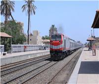 تعرف على تأخيرات القطارات الاثنين 8 مايو