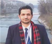 د عمرو سمير مديرا لمستشفى العزل بجامعة المنصورة