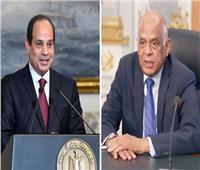 البرلمان يرسل برقية تأييد للسيسي بشأن إعلان القاهرة لحل الأزمة الليبية 