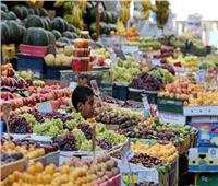 استقرار أسعار الفاكهة في سوق العبور اليوم 9 يونيو