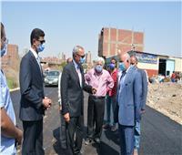 نائب محافظ القاهرة يتفقد المركز التكنولوجي لإحياء المنطقة الشمالية