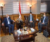 وزير الرياضة يبحث إنشاء المدينة الرياضية بـ«سلام بورسعيد»