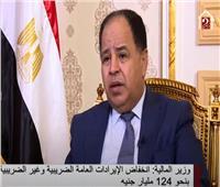 فيديو| وزير المالية يطالب المصريين بترشيد الإنفاق