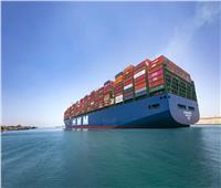 اليوم.. ثاني أكبر سفينة حاويات في العالم تعبر قناة السويس