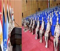 رئيس الأركان من المنطقة الغربية: القوات المسلحة في أعلى درجات الجاهزية لمواجهة كافة التحديات