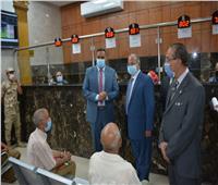 محافظ الدقهلية: تقديم خدمات حكومية مميزة من شباك واحد لتحقيق رضا المواطنين