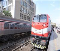 السكة الحديد: نقلنا 370 ألف راكب خلال 686 رحلة أمس