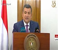 وزير الدولة للإعلام يعلن خطط الحكومة للفتح التدريجي