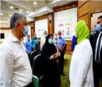 وزيرة التضامن تبحث مد آليات الحماية الاجتماعية للصيادين بكفر الشيخ