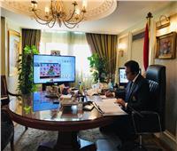وزير التعليم العالي يستعرض الاستراتيجية المصرية لعلوم الفضاء