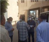 السكرتير العام المساعد لمحافظة البحيرة يتفقد مستشفى ايتاي البارود العام