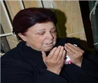 ظهور نتيجة المسحة الثانية لـ«رجاء الجداوي» في مستشفى العزل