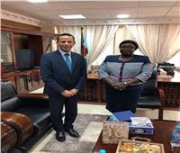 توافق مصري جنوب سوداني على دفع العلاقات الثنائية فى مختلف المجالات