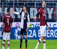 التعادل السلبي ينهي أحداث الشوط الأول من نصف نهائي كأس إيطاليا
