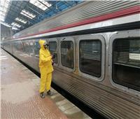 «السكة الحديد» تنقل 425 ألف راكب خلال 686 رحلة