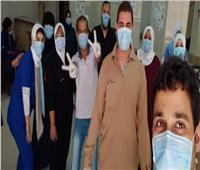 خروج 16 مريضا من مستشفى صدر الإسماعيلية بعد تعافيهم من كورونا