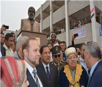 تمثال للعالم المصري «الطنطاوي» بجامعة سان بطرسبورج.. تعرف على القصة