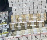 ضبط 42 ألف علبة سجائر في حملة لمديرية تموين الغربية
