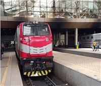 السكة الحديد  نقلنا 284 ألف راكب خلال 692 رحلة.. أمس