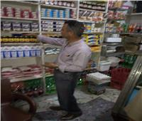 محافظ المنيا يوجه بتكثيف الحملات التموينية وتحرير 8 محاضر بمركز العدوة