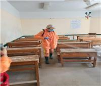 تجهيز 41 لجنة تضم 14 طالبا لاستقبال امتحانات الثانوية العامة بدمياط
