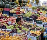 استقرار أسعار الفاكهة في سوق العبور اليوم 14يونيو