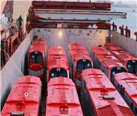 وصول 20 جرار سكة حديد جديد إلى ميناء الإسكندرية