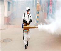 سوهاج: استمرار تطهير الشوارع والمدارس استعدادا لامتحانات الثانوية العامة