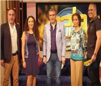 """الليلة واحد من الناس يحتفل بأبطال مسلسل """"100 وش"""" مع عمرو الليثي"""