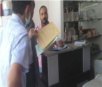 المنوفية: تحرير 187 محضرا تموينياوضبط مصنع مخالف لبيع الكمامات