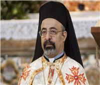 الأنبا إبراهيم إسحق يلتقي مجمع الآباء الكهنة بالإسكندرية