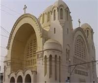 وفاةكاهن كنيسة عزبة النخل إثر إصابته بكورونا
