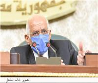"""رئيس البرلمان لـ""""الحريري"""": 2012 جلبت على مصر كل الكوارث"""