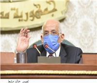البرلمان يوافق مبدائيا علي مشروع قانون مجلس الشيوخ