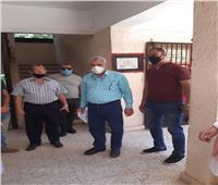 رئيس حي الخليفة: رفع كافة الإشغالات بالشوارع حول لجان الثانوية العامة