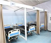 فيديو| المستشفى الميداني بعين شمس تكشف موعد استقبال حالات كورونا 
