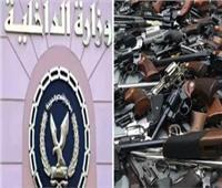 الأمن العام يضبط 29 قطعة سلاح.. وينفذ 50 ألف حكم قضائي