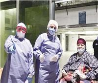تعافي ٧٦٢ حالة مصابة بكورونا بالشرقية