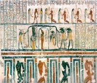 حكايات| مخلوقات مرعبة وفصل رؤوس.. جحيم في قبور مصر القديمة