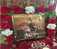اليوم .. الكنيسة تحتفل بتذكار رفات القديس مرقوريوس