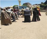 وزير الإسكان يخصص عمارة بإسنا للعزل.. والأهالي يجهزونها بمشاركة الصحة