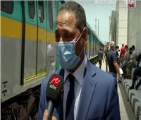 فيديو  رئيس مترو الأنفاق يكشف تفاصيل صفقة العربات الجديدة
