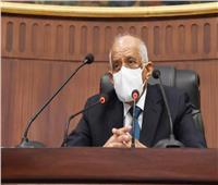 عبدالعال: 4 نواب رفضوا قانون مجلس الشيوخ 