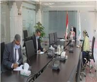 ياسمين فؤاد تناقش إجراءات تنظيم الصيد الجائر بالبحر الأحمر