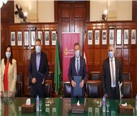 بنك مصر يوقع بروتوكول تعاون مع غرفة التطوير العقاري باتحاد الصناعات