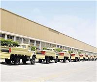«رئيس 200 الحربي»: نفذنا قرارات مجلس الوزراء بتصنيع51 خزانا على عربات حمولة 5 أطنان