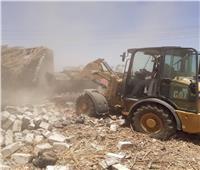 محافظ سوهاج: إزالة 26 حالة تعد على الأراضي الزراعية وأملاك الدولة