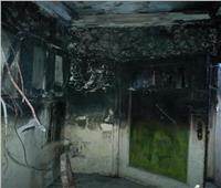 حريق بشقة سكنية بالغربية.. ولا إصابات