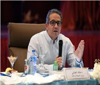 «العناني» يبحث تعزيز حركة السياحة بين مصر وقبرص